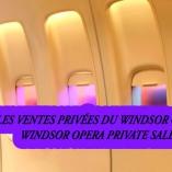 Hôtel WIndsor Opéra - LES VENTES PRIVÉES DU WINDSOR OPÉRA