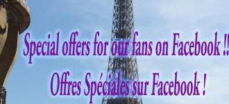 Hôtel WIndsor Opéra - Offres exclusive Facebook